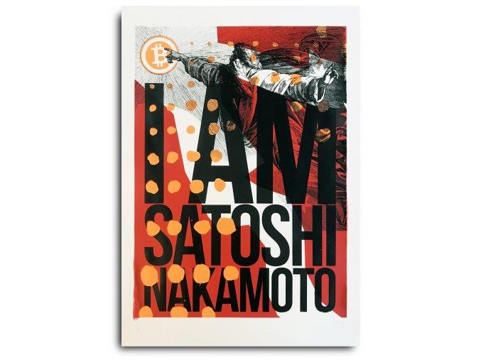 IAMSATOSHI red 1 5